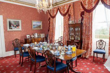 Loaninghead dining room